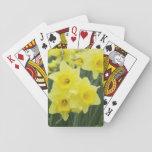 Daffodils RF) Deck Of Cards