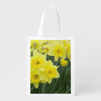 Daffodils RF) Market Tote