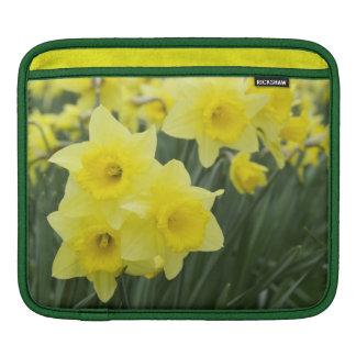 Daffodils RF) Sleeve For iPads
