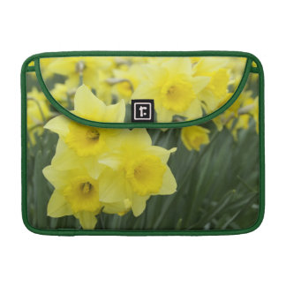 Daffodils RF) Sleeve For MacBooks