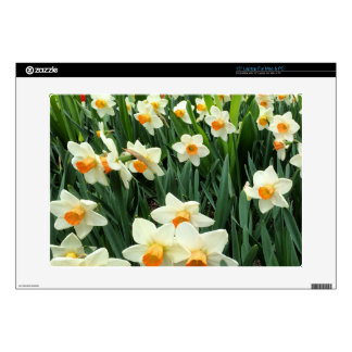"""Daffodils Skins For 15"""" Laptops"""