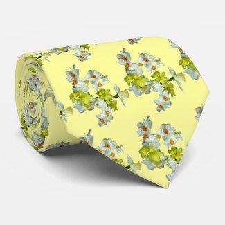 Daffodils Tie