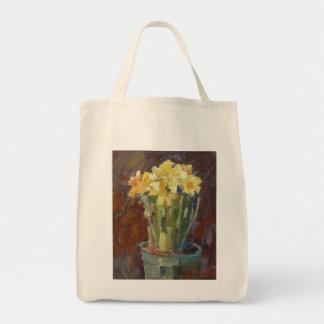 """""""Daffodils"""" Tote Bag"""
