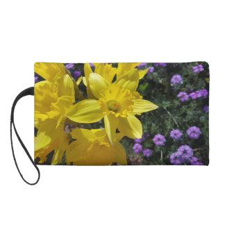Daffodils Wristlet Purse