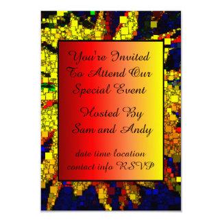 Daffoldil Squares Card