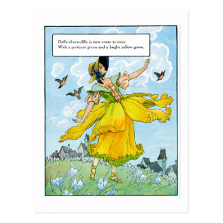 Daffy-Abajo-Fenómeno Postal