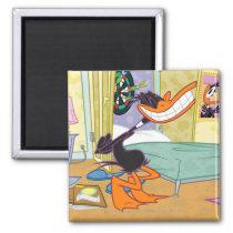 Daffy Big Smile Magnet