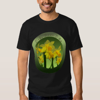 DAFFY DOWN DILLY by SHARON SHARPE Tee Shirt