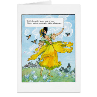 Daffy-Down-Dilly Cards