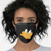 DAFFY DUCK™ Angry Face Face Mask