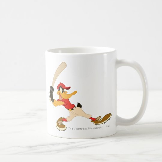DAFFY DUCK™ Batter's Up Coffee Mug