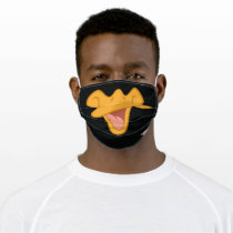DAFFY DUCK™ Big Mouth Adult Cloth Face Mask