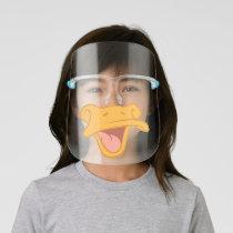 DAFFY DUCK™ Big Mouth Kids' Face Shield
