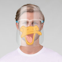 DAFFY DUCK™ Big Mouth Face Shield