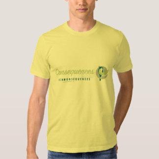 DAFFY DUCK™ Consequences Schmonsequences T-Shirt