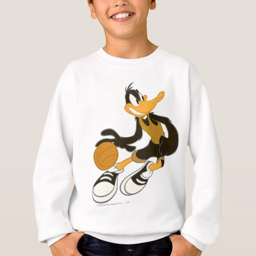 DAFFY DUCK™ Dribbling to the Basket Sweatshirt