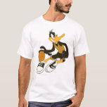 DAFFY DUCK™ Dribbling to the Basket T-Shirt