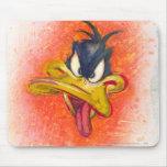 DAFFY DUCK™ in Orange Mouse Pad