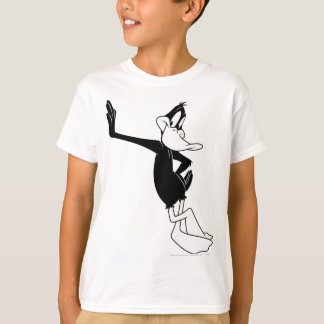 DAFFY DUCK™ Leaning Against a Wall T-Shirt