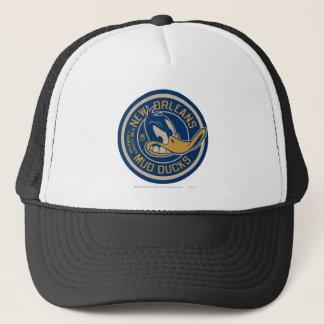 DAFFY DUCK™ Mud Ducks Round Logo Trucker Hat