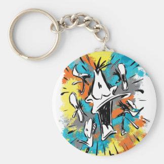 DAFFY DUCK™ Oh My Quaaak Keychain