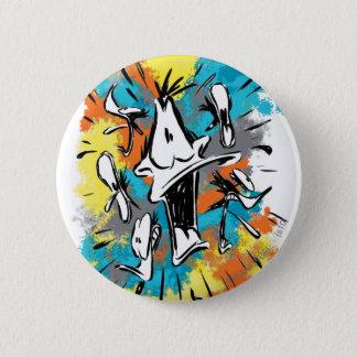 DAFFY DUCK™ Oh My Quaaak Pinback Button