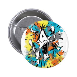 DAFFY DUCK™ Oh My Quaaak Pinback Button