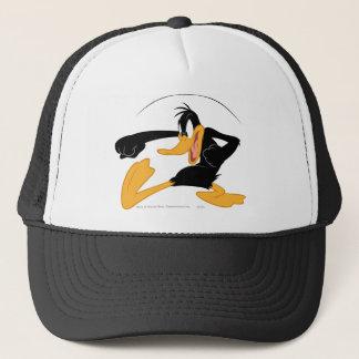 DAFFY DUCK™ Swinging a Punch Trucker Hat