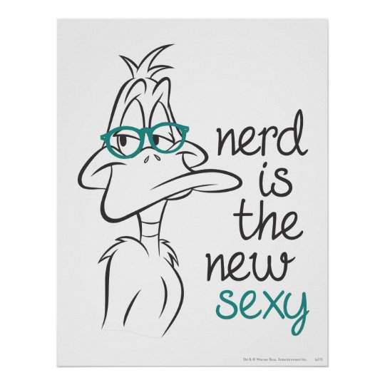 DAFFY DUCK™ - The New Sexy Poster