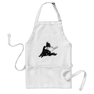 DAFFY DUCK™ Up Close Adult Apron