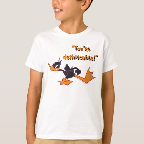 Daffy Ready to Fight T_Shirt