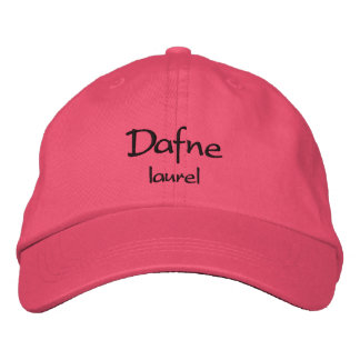 Dafne cap w/ meaning of the name
