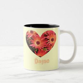 Dafne Two-Tone Coffee Mug