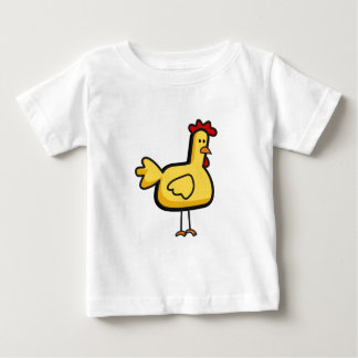 Daft Chicken Design No.1. Baby T-Shirt