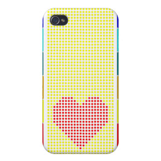 daft love iPhone 4/4S cover