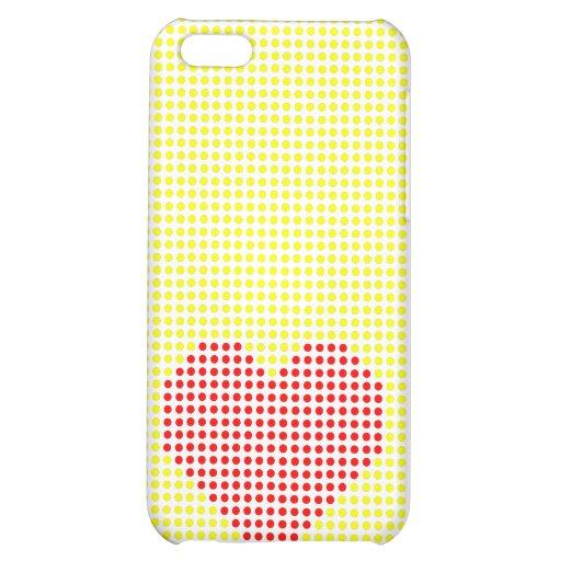 daft love iPhone 5C case