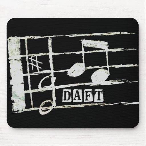 DAFT - Mousepad