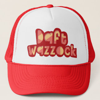 Daft Wazzock, England, Yorkshire Slang Hat