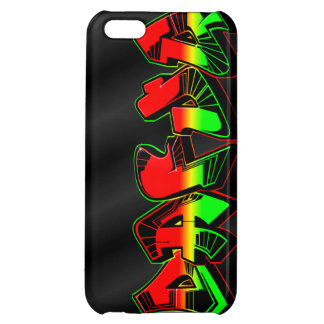 Dafuq Rasta Graffiti iPhone 5 Case. Case Savvy.