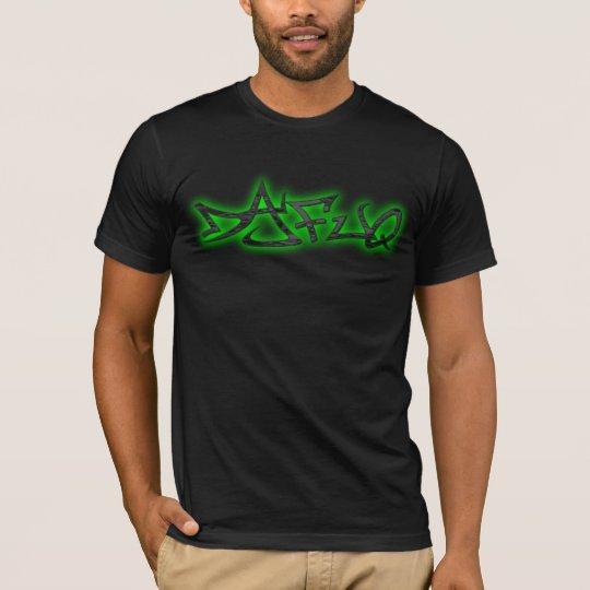 Dafuq Street Writer Green T-Shirt