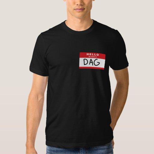DAG tshirt
