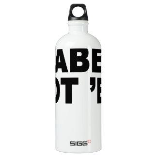 DAG YABEL GOT 'EM.png Water Bottle
