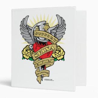 "Daga bífida de Spina Carpeta 1"""