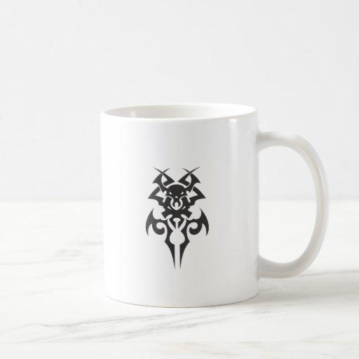 Daga del demonio taza