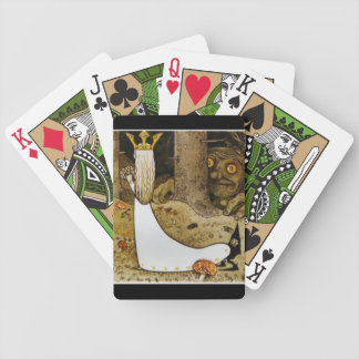Daga in the Woods Bicycle Playing Cards