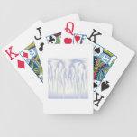 Dagas del hielo baraja de cartas