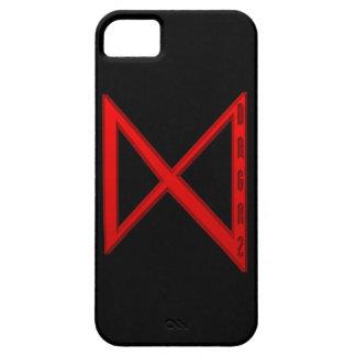Dagaz Rune red iPhone SE/5/5s Case