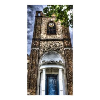 Dagenham Village Church Card