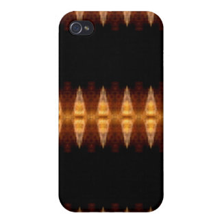 Dagger Blanket Pattern iPhone 4 Case