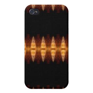 Dagger Blanket Pattern Case For iPhone 4